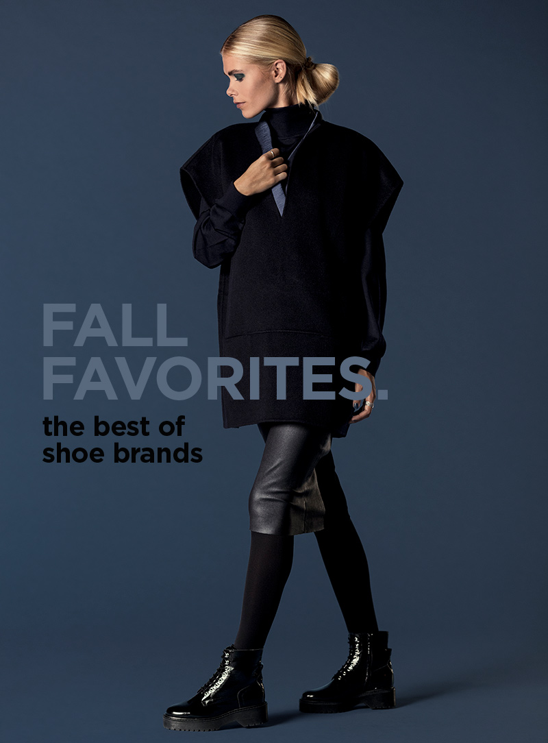 Fall favorites damskor hos Nilson Shoes