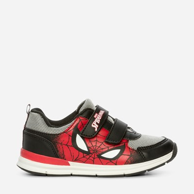 Spiderman Sneakers - Svarta 310867 feetfirst.se