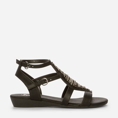 So All Sandal - Svarta 319939 feetfirst.se