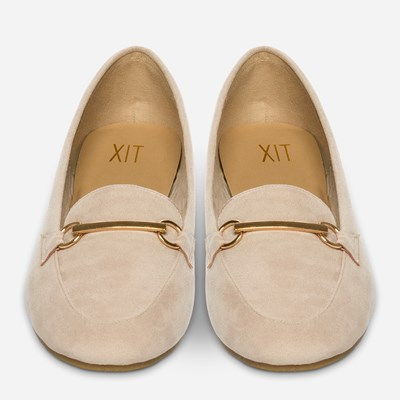 Xit Loafer - Beigea 320037 feetfirst.se