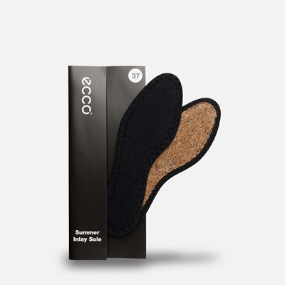 Ecco Summer Inlay Sole - Svarta 273034 feetfirst.se