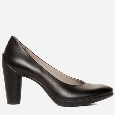 Ecco Sculptured - Svarta 281072 feetfirst.se