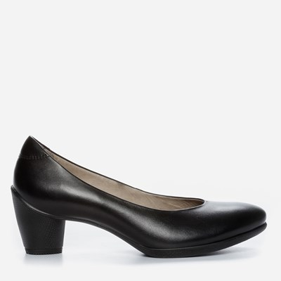 Ecco Sculptured - Svarta 284634 feetfirst.se