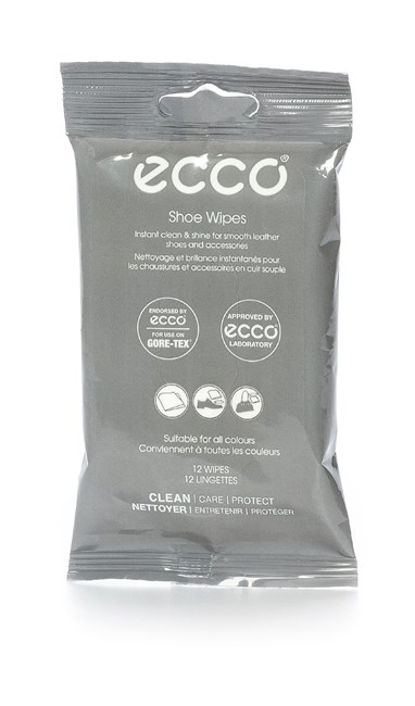 Ecco Shoe Wipes -  300922 feetfirst.se