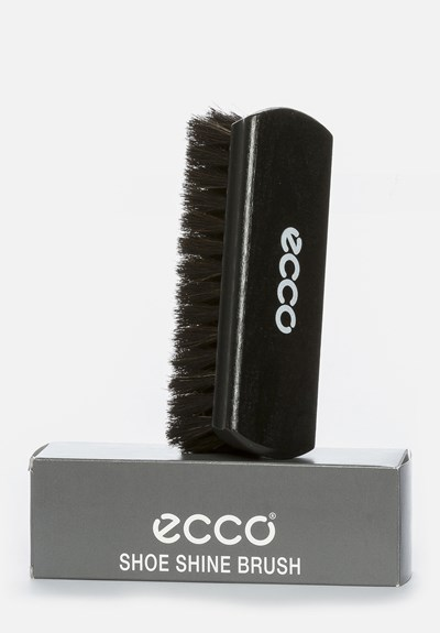 Ecco Shoe Brush -  301362 feetfirst.se