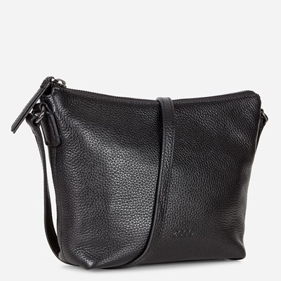 Ecco Sp Small Crossbody - Svarta 308066 feetfirst.se
