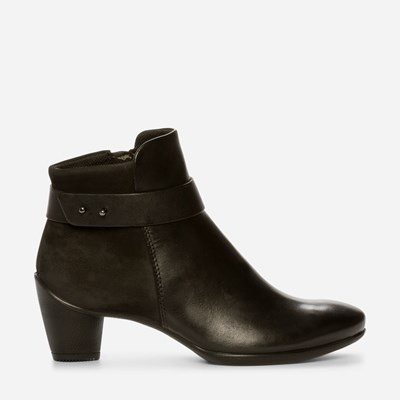 Ecco Sculptured - Svarta 319730 feetfirst.se