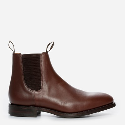 Loake Chatsworth Dainite - Bruna 274162 feetfirst.se