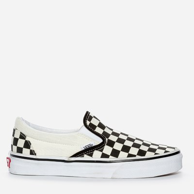 Vans Slip On Checker - Svarta 279341 feetfirst.se