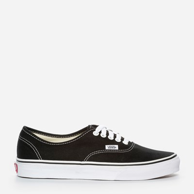 Vans Authentic - Svarta 279351 feetfirst.se