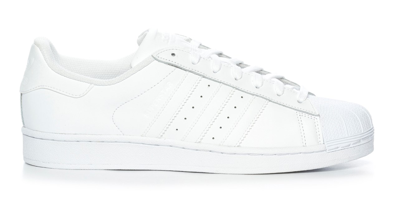 adidas Originals Junior Superstar Foundation Trainer White / Black