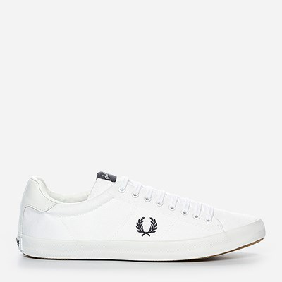 Fred Perry Howells Twill - Vita 291326 feetfirst.se