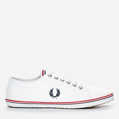 Fred Perry Kingston Twill - Vita 291328 feetfirst.se