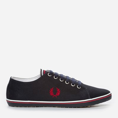 Fred Perry Kingston Twill - Blå 291329 feetfirst.se