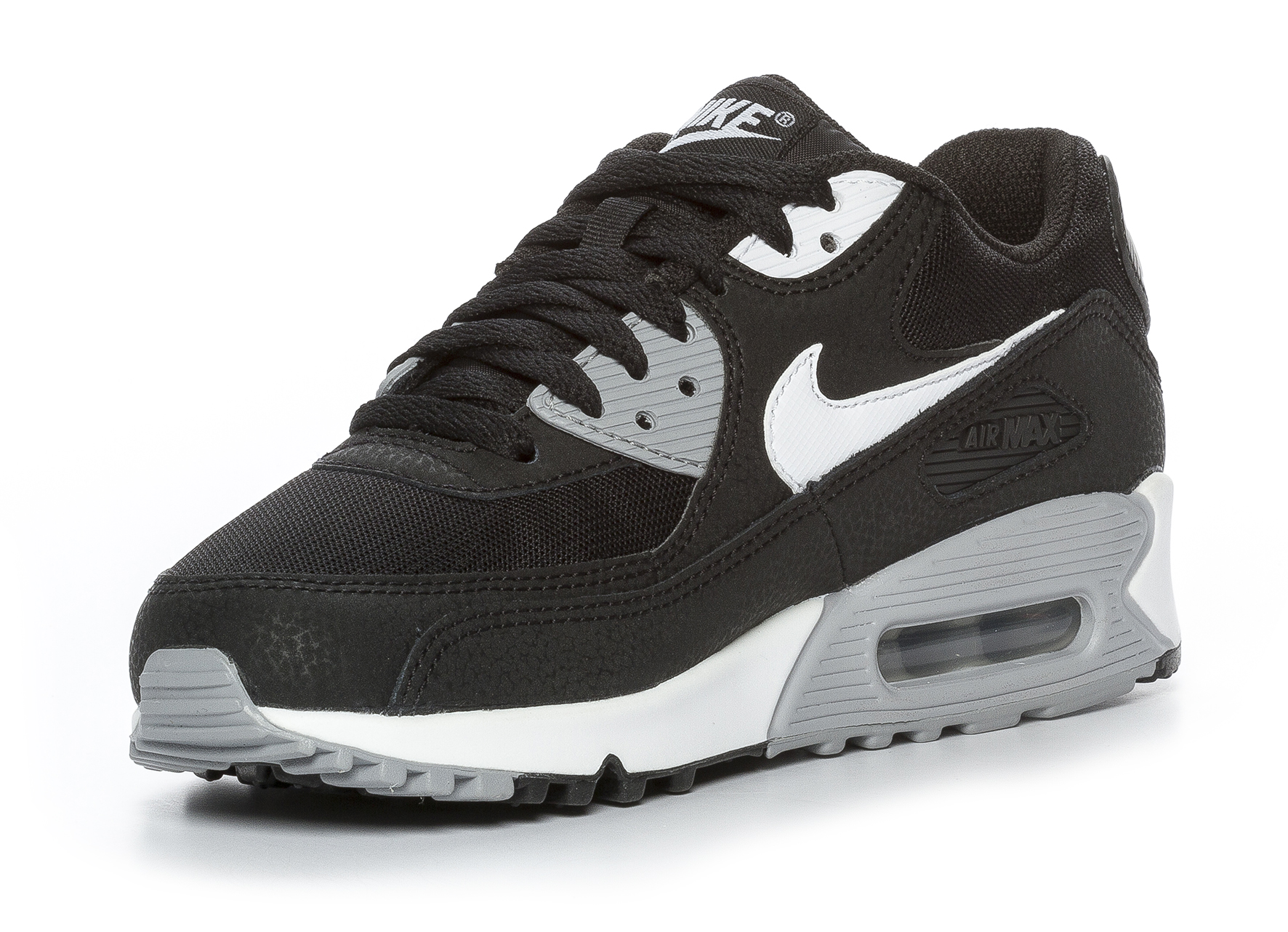 big sale 54799 0b2ec Nike Air Max 90 - Svarta 291959 feetfirst.se