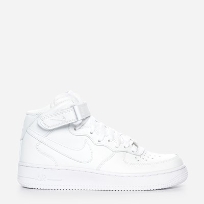 Nike Air Force 1 Mid `07 Le - Vita 293530 feetfirst.se