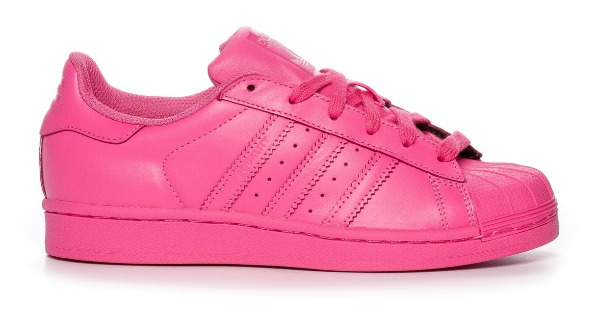 Adidas Superstar Ljusrosa
