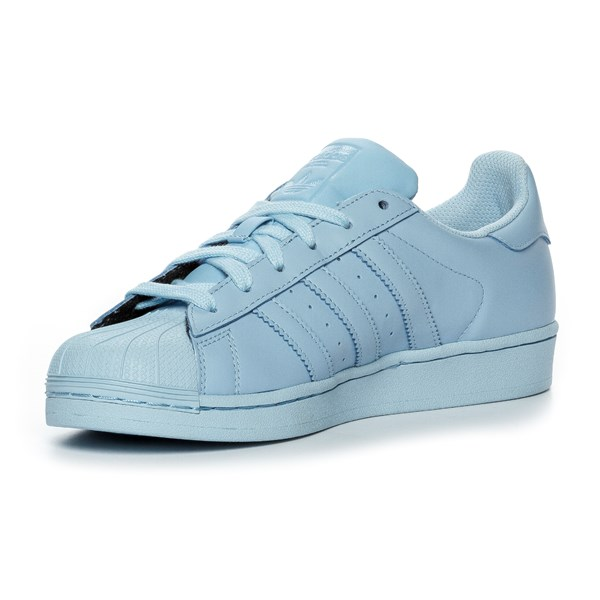 Adidas Superstar Blå