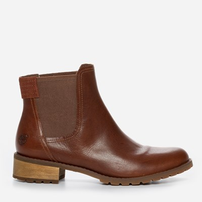 Timberland Bethel Chelsea - Bruna 293874 feetfirst.se