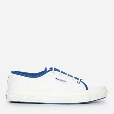 Superga Scotch & Soda Plain - Vita 297796 feetfirst.se