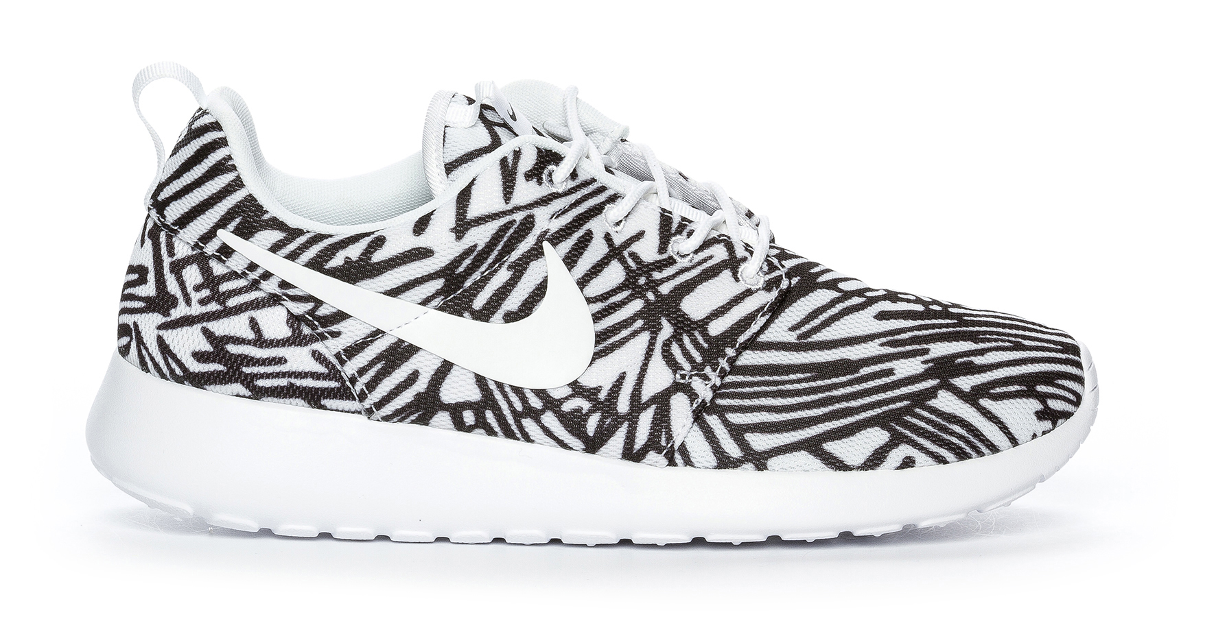 competitive price 4369a 6c7d8 Nike Roshe One Print - Vita 298120 feetfirst.se