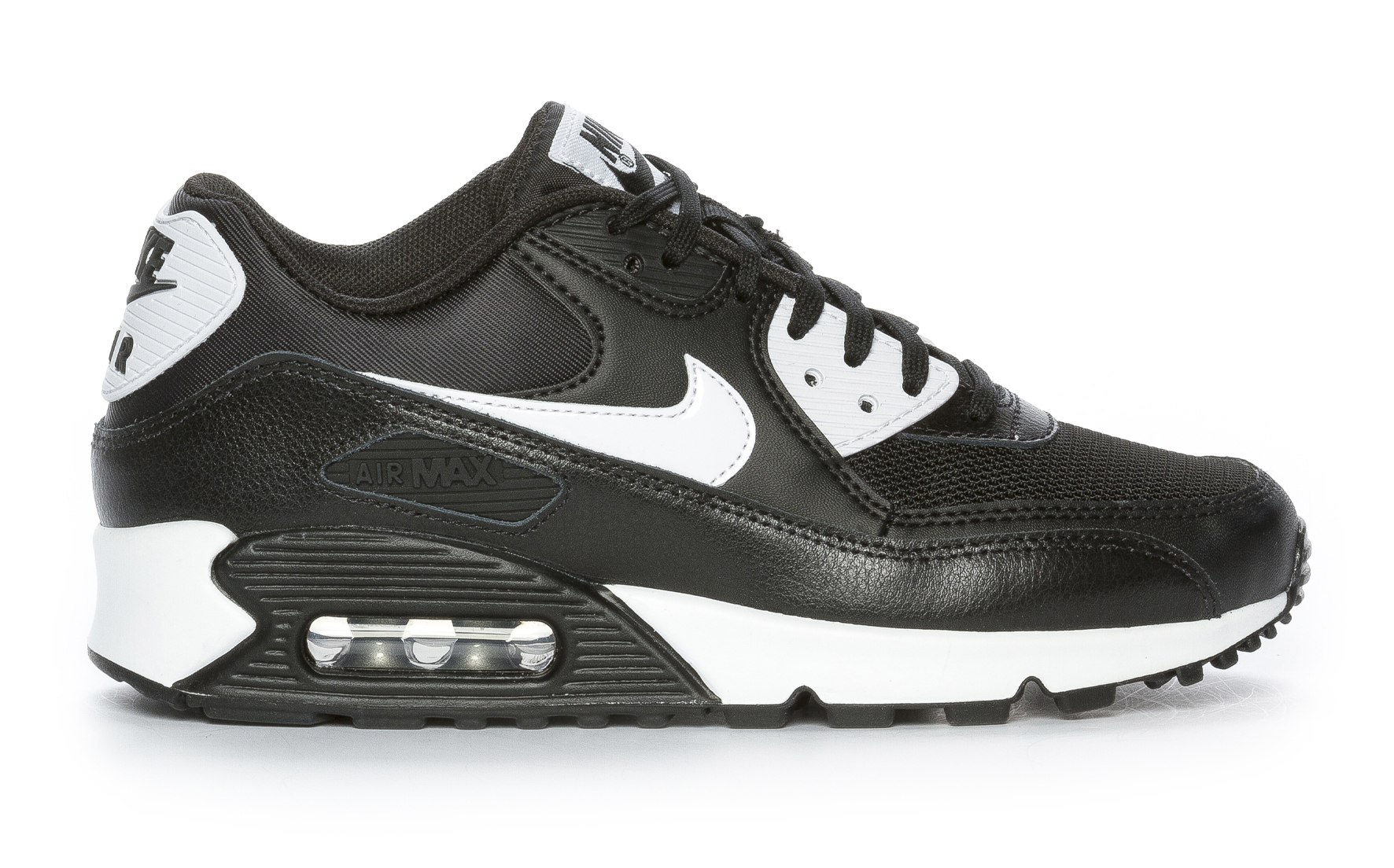 cheaper 2cc15 b7f81 Nike Air Max 90 Essential - Svarta 298129 feetfirst.se