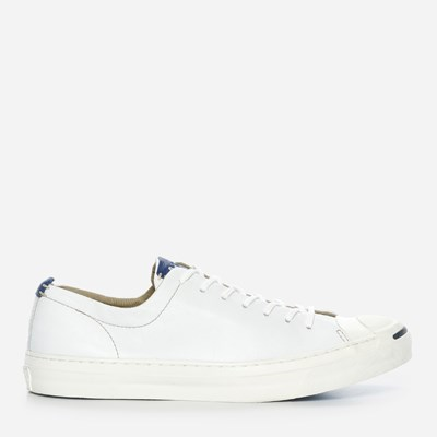 Converse Jack Purcell Jack Ox - Vita 298170 feetfirst.se