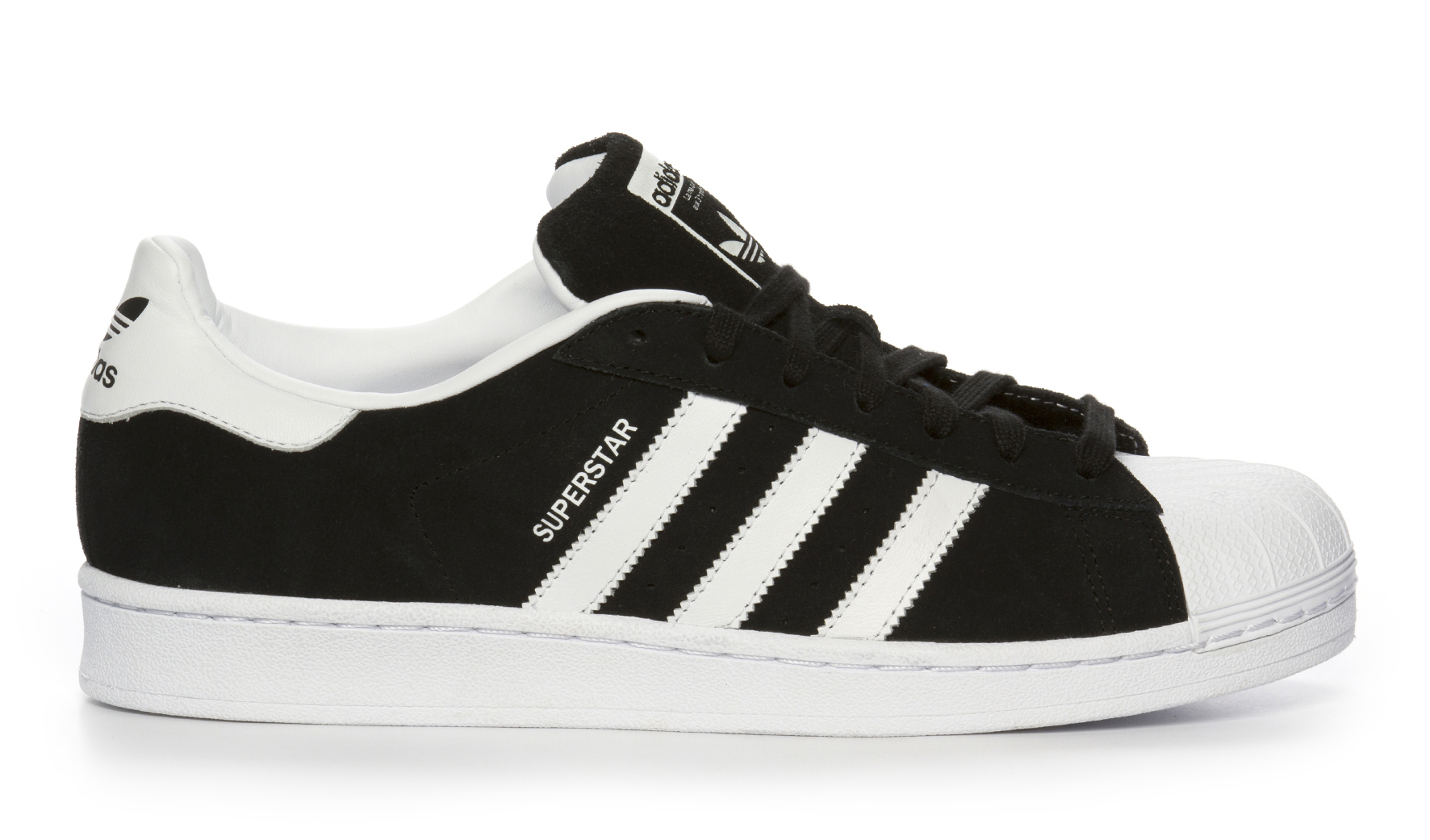 adidas superstar svart