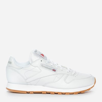 Reebok Cl Leather - Vita 298401 feetfirst.se