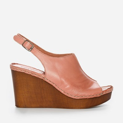 Ten Points Alicia Wedge - Rosa 299951 feetfirst.se