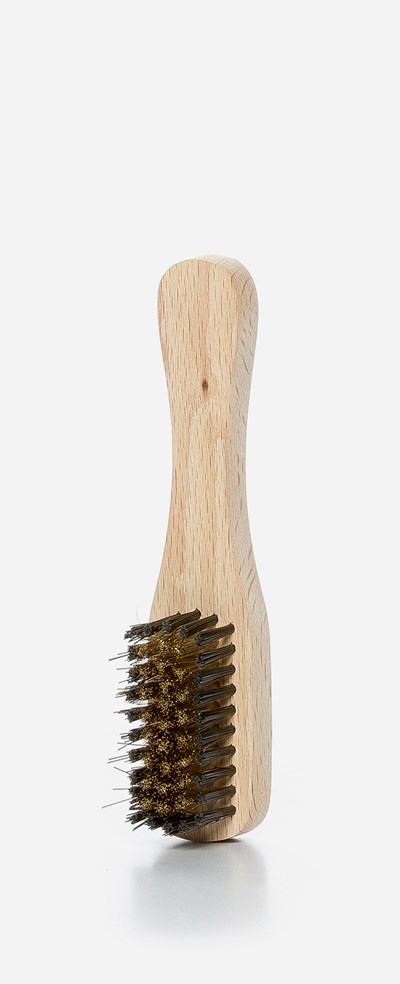 Springyard Therapy Suede Brush -  299990 feetfirst.se