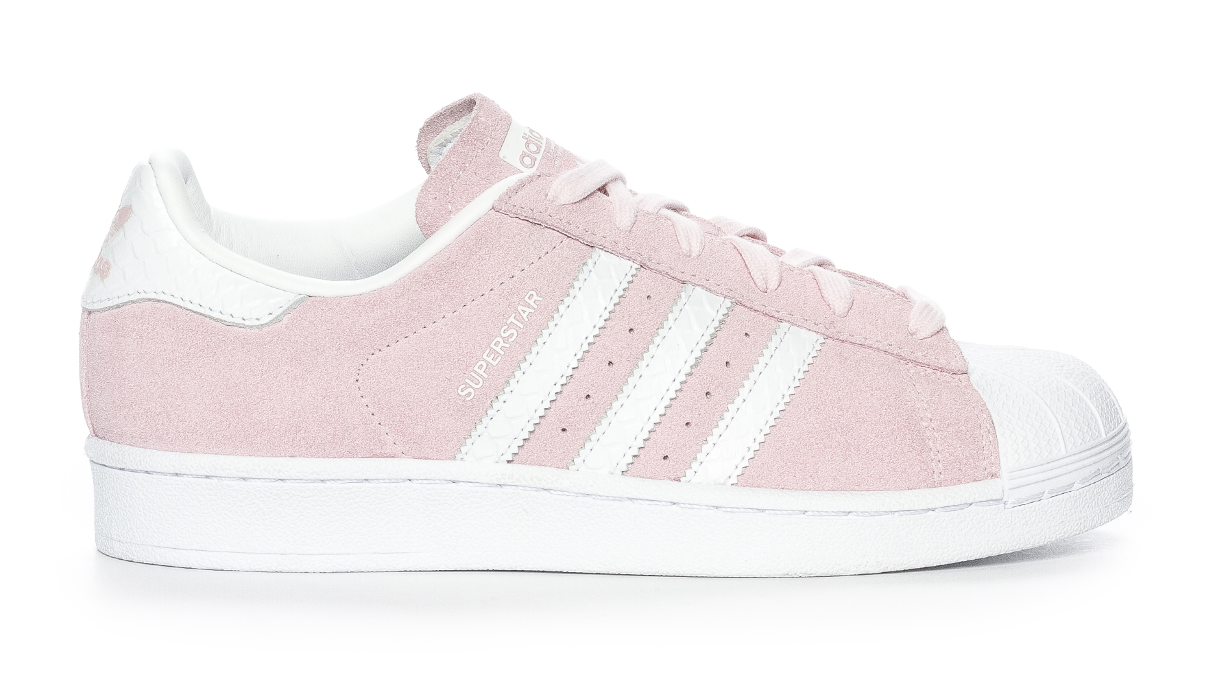 adidas superstars w rosa