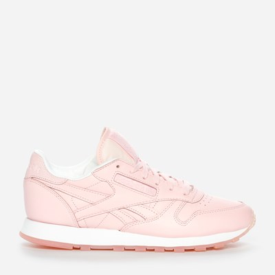 Reebok Cl Leather Face - Rosa 302200 feetfirst.se