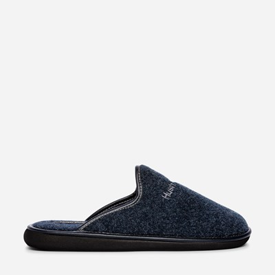 Hush Puppies Felt Slip In - Blå 302976 feetfirst.se