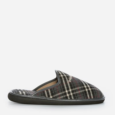 Hush Puppies Textil Slip In - Gråa 302978 feetfirst.se