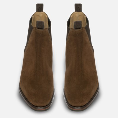 Loake Chatsworth Dainite - Bruna 303527 feetfirst.se
