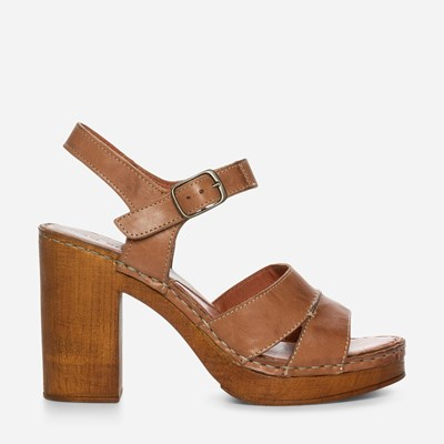 Ten Points Nora Ankle Strap - Bruna 305984 feetfirst.se
