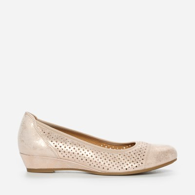 Gabor Dalina Perforated - Rosa 306983 feetfirst.se