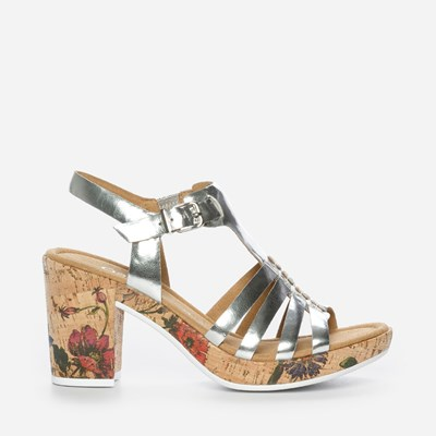 Gabor April Cork Flower - Metallfärgade 307098 feetfirst.se