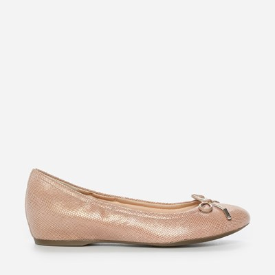 Rockport Tied Ballet - Rosa 307297 feetfirst.se