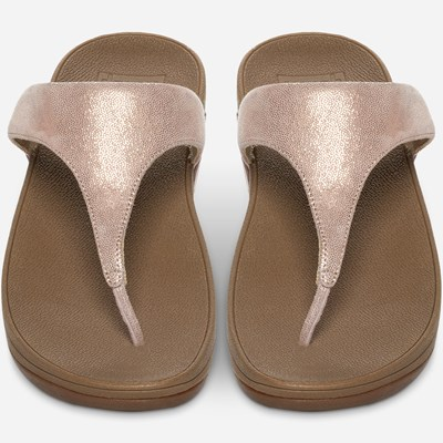 Fitflop Shimmy Tp - Rosa 307423 feetfirst.se