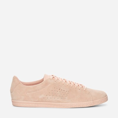 Le Coq Sportif Charline Suede - Rosa 307493 feetfirst.se
