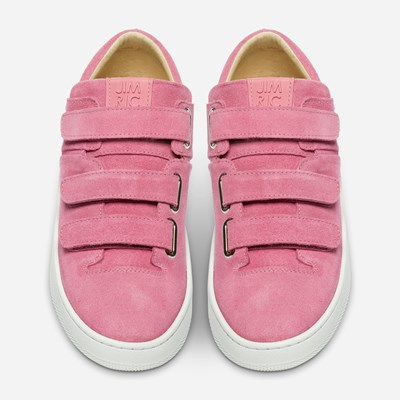Jim Rickey  Cloud Fat Velcro - Rosa 307741 feetfirst.se