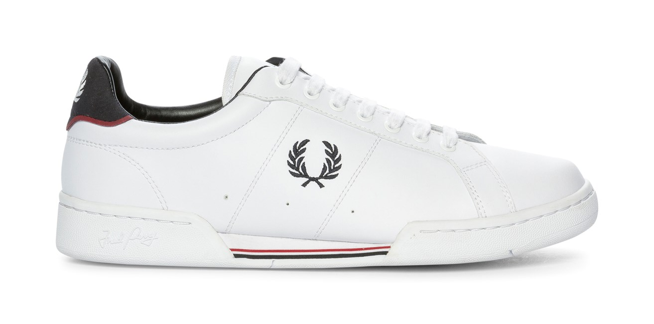 Fred Perry Woodspring - Vita 307861 feetfirst.se