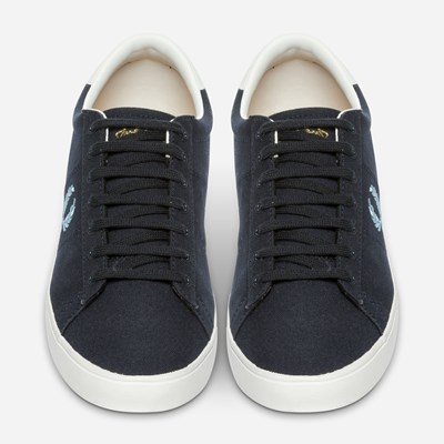 Fred Perry Spencer Cvs - Blå 307864 feetfirst.se
