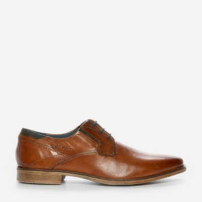 Bugatti Plain City Leather - Bruna 307975 feetfirst.se