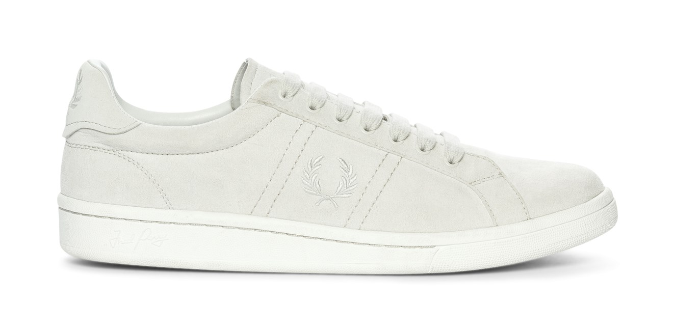 Fred Perry Court - Gråa 309532 feetfirst.se