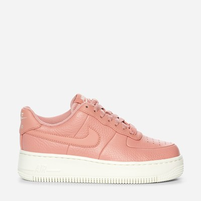 Nike Air Force 1 Upstep - Rosa 309790 feetfirst.se