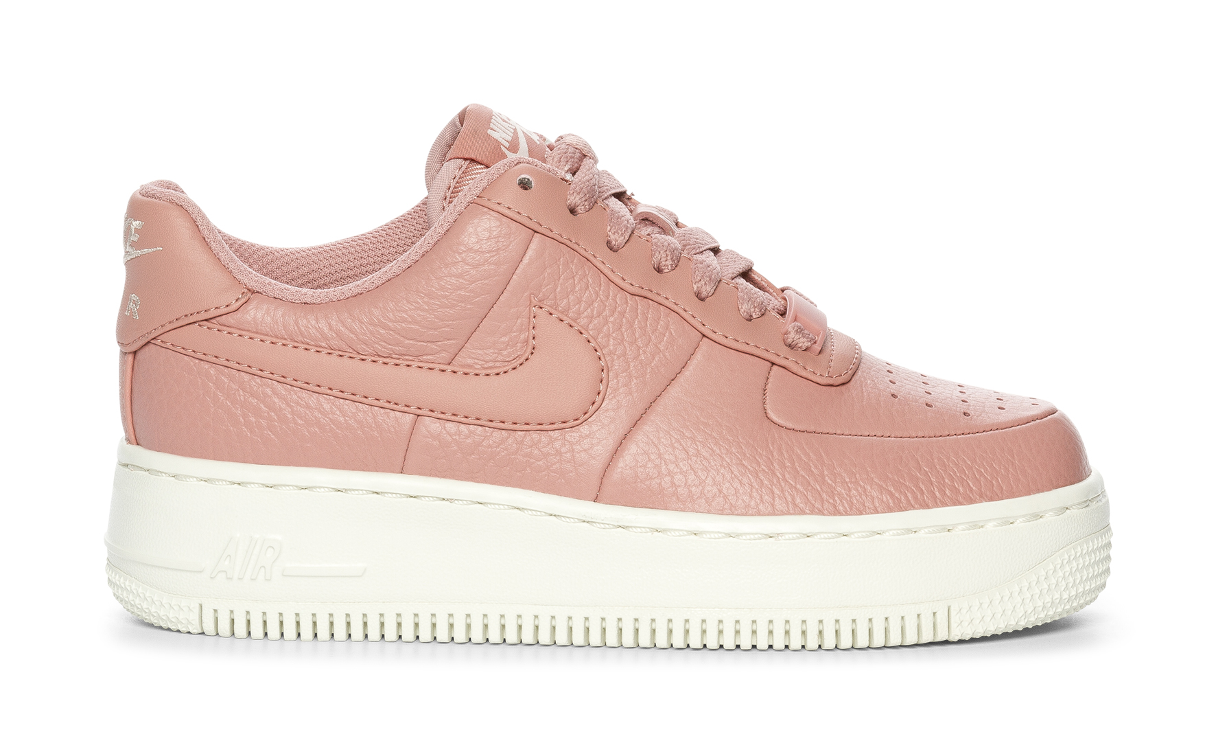 on sale e70a6 38445 Nike Air Force 1 Upstep - Rosa 309790 feetfirst.se