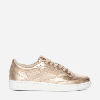 Reebok Club C 85 Melted Metal - Röda 309853 feetfirst.se